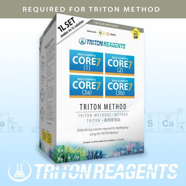 Triton SET Core7 Base Elements 4x1000ml Tetrapack