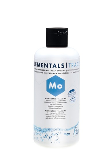ELEMENTALS TRACE Mo 250ml Hochkonzentrierte Molybdän-Lösung für Meerwasseraquarien