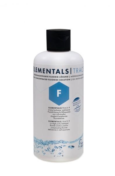 ELEMENTALS TRACE F 250ml Hochkonzentrierte Fluorid-Lösung für Meerwasseraquarien