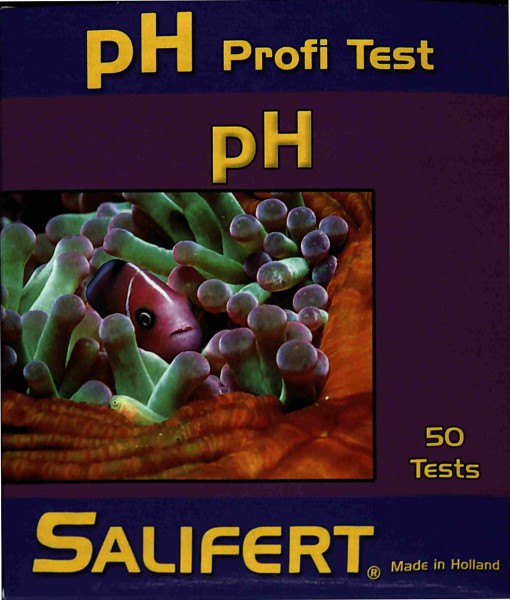 Salifert Profi Test pH (pH)