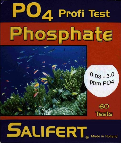 Salifert Profi Test Phosphat (PO4)
