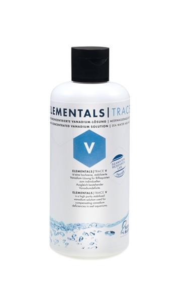ELEMENTALS TRACE V 250ml Hochkonzentrierte Vanadium-Lösung für Meerwasseraquarien