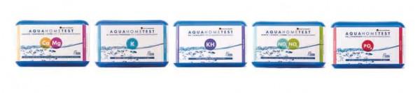 Fauna Marin Aqua Home Tests Kh, Ca&Mg, No2&No3, K, Po4