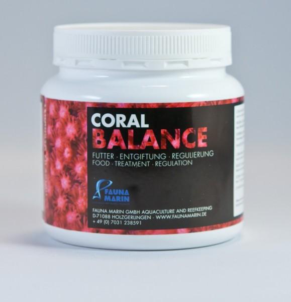 Fauna Marin Coral Balance Das Allroundprodukt: Korallenfutter, Nährstoffträger und Wasseraufbereiter