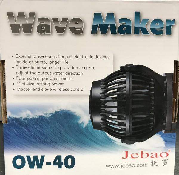 Jebao SOW 15 Propeller Pumpe | Strömungspumpe mit 1.200 - 15.000 l/h
