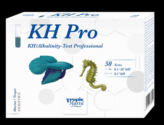 Tropic Marin KH-/Alkalinity-Test Profess